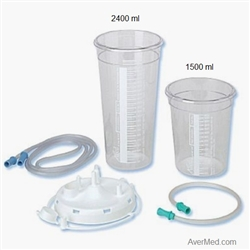 Allied Disposable Collection Canister