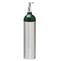 aluminum medical oxygen cylinder md