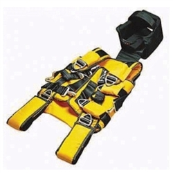 Half Back Extrication Rescue Vest