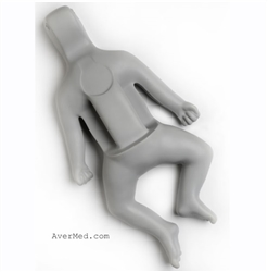 "Foam Body for Life/Form Baby Buddyâ""¢ CPR Manikins"