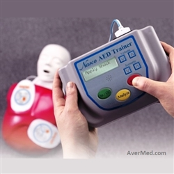 Life/form® AED Trainer with Basic Buddy™ CPR Manikin