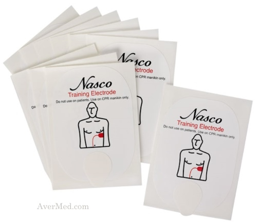 Universal AED Trainer Replacement Training Pads