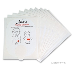 Life/form® Universal AED Trainer Pediatric AED Training Pads