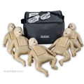 CPR Prompt TPAK 50T Infant Training 5-Pack Manikins