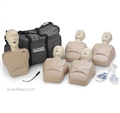 CPR Prompt TPAK 100T 5 Pack Training Manikins