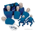 TPAK 700 CPR Prompt 7-PackTraining Manikin Blue