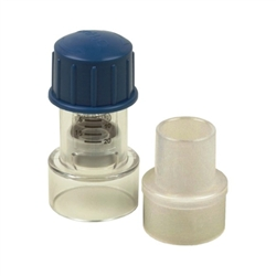 Disposable PEEP Valve with adapter