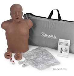 Compact CPR Training Manikin