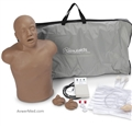 Compact CPR Training Manikin with Electronics